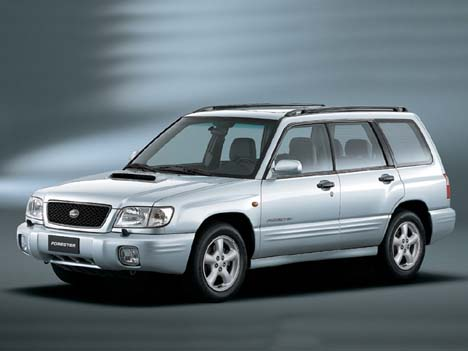 Forester SF